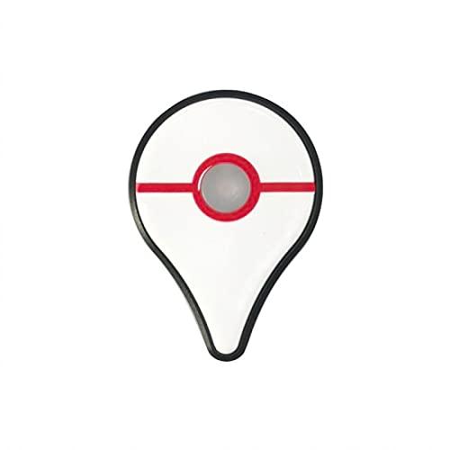 White Elf Anime Pokemon Go Plus Pulsera Juguetes Auto Catch Pulsera Bluetooth para Pokemon Go Plus con batería Recargable en el Interior Puede Cambiar