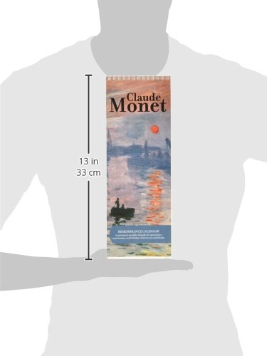 Nouvelles Images Claude Monet - Remembrance Calendar (RCB 102) Photo #2