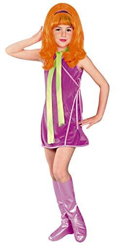 Costume Daphne Scooby-Doo da bambina - 3-4 anni