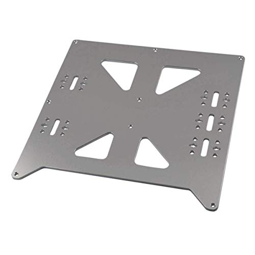 YeBetter V2 Aluminum Y Carriage Plate Upgrade for Prusa i3 Style 3D Printer