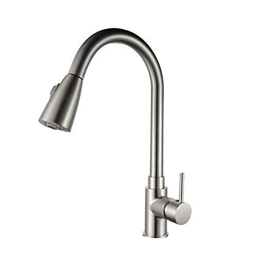 GCCLCF Wasserhahn Küchenarmaturen Waschraumarmaturen Hochwertiger moderner Stil