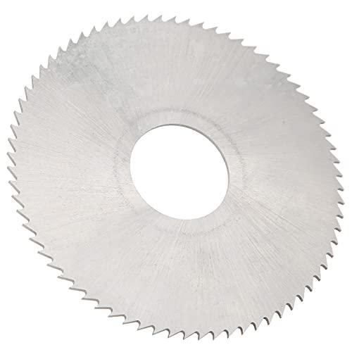 Hoja de sierra, acero de alta velocidad Accesorios industriales Hoja de sierra circular de metal para cortar madera