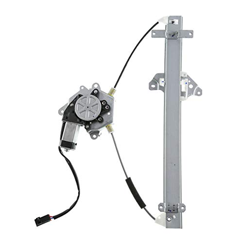 A-Premium Power Window Regulator with Motor Compatible with Nissan Sentra 1995-1999 Front Left Driver Side