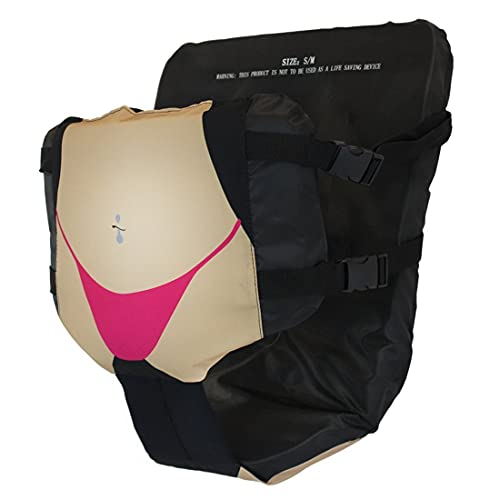 Floaty Pants Hands-Free Party Floatation Device (Sexy Thong, Medium)