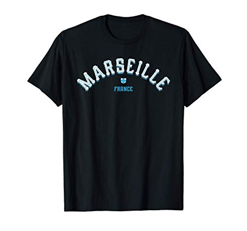 Marsella Francia | Marseille Viajes Vacaciones Provenza Camiseta