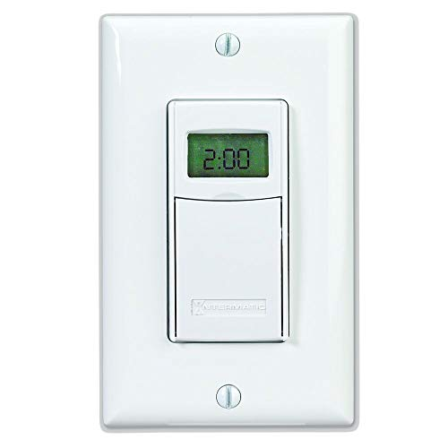 Intermatic ST01K Astronomic Digital In-Wall Timer