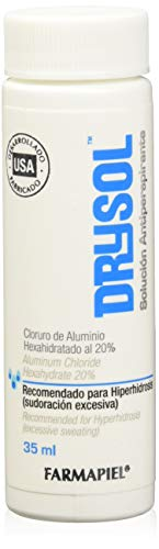 Drysol Spray Antitranspirante, 35 ml