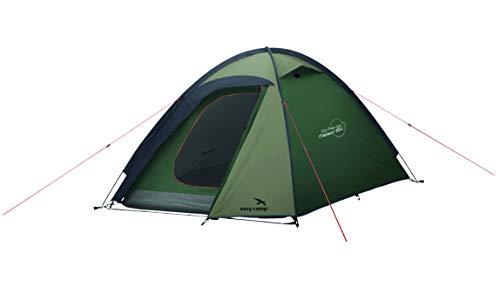 Easy Camp Meteor 200, Tenda. Unisex-Adulto, Verde, 140 x 260 cm