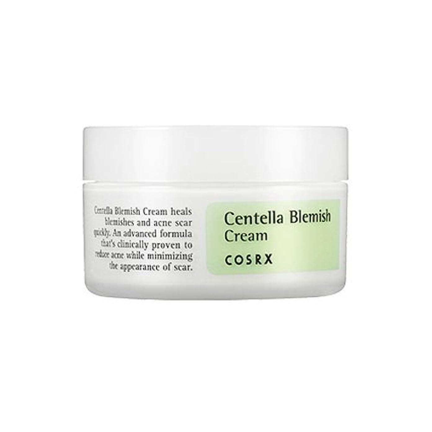 タイトトラブル感じる(3 Pack) COSRX Centella Blemish Cream (並行輸入品)