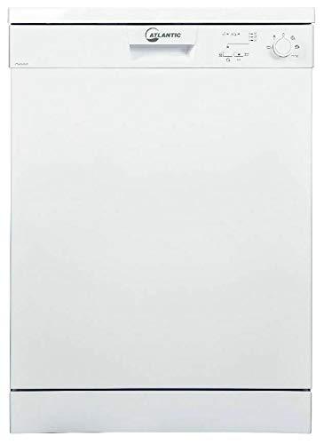 ATLANTIC - Lavastoviglie Libera Installazione Atlantic ATYX14MW Bianco Coperti 12 Classe Energetica E (A++)
