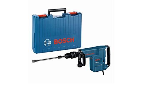 Bosch Professional GSH 11 E - Martillo demoledor (16,8 J, 10 Kg, portabrocas SDS max, en maletín)