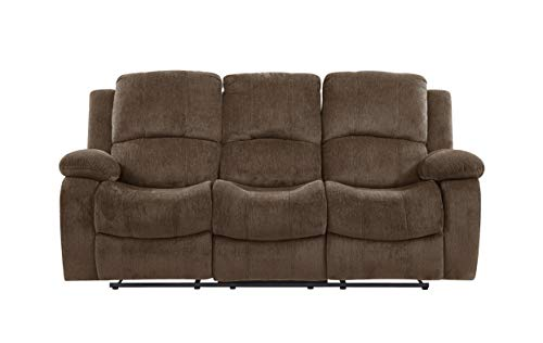 Global Furniture USA Global Furniture Sofa/Loveseat, Brown