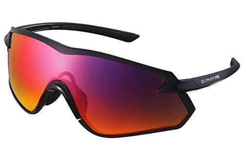 SHIMANO Gafas S-PHYRE X1 POLARIZADA Negro
