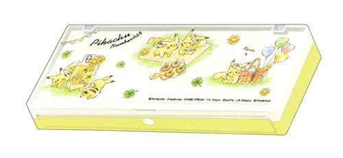 ポケモン ピカチュウ プラコレ(ピクニック)18138 クラックス プラスチックペンケース/プラペン/筆箱