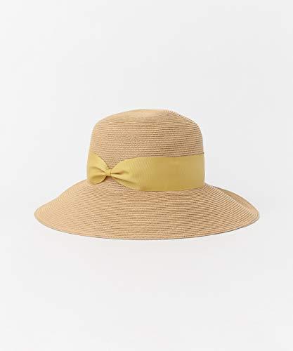 [アーバンリサーチ] 帽子 ハット ペーパーリボンHAT レディース UR95-2CW001 MUSTARD FREE