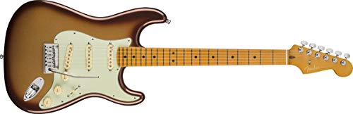 Fender American Ultra Stratocaster MN Mocha Burst w/Hardshell Case