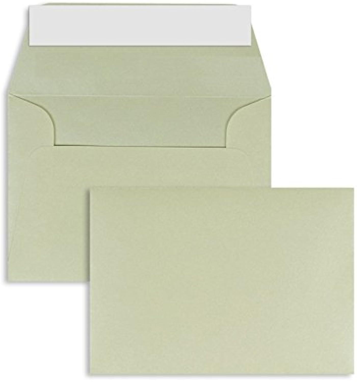 Farbige Briefhüllen   Premium   114 x x x 162 mm (DIN C6) Creme (100 Stück) mit Abziehstreifen   Briefhüllen, KuGrüns, CouGrüns, Umschläge mit 2 Jahren Zufriedenheitsgarantie B00H53SDUO | Verkauf Online-Shop  | Lebhaft  | Modern Und Eleg cc4a66