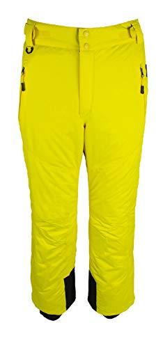 Crivit Herren Skihose Snowboardhose Schneehose Gelb 50