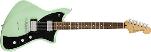 Fender Alternate Reality Meteora Electric Guitar - HH - Pau Ferro - Surf Green
