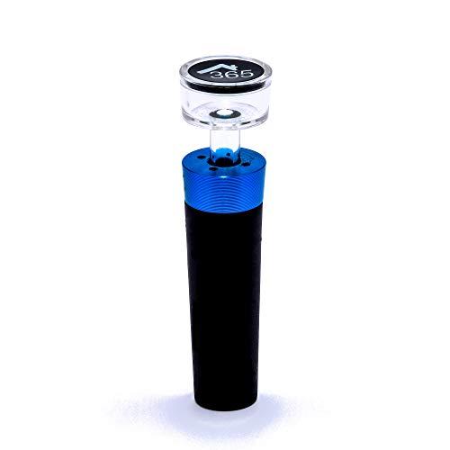 MyHome365 - Tapón de vacío para Botellas de Vino y Corcho, Color Azul Marino