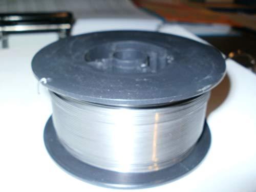 Alu Schweißdraht 1,0 mm 0,5 kg 1 Rolle Aluminium Schweißdraht MIG MAG Schutzgas Schweißgeräte