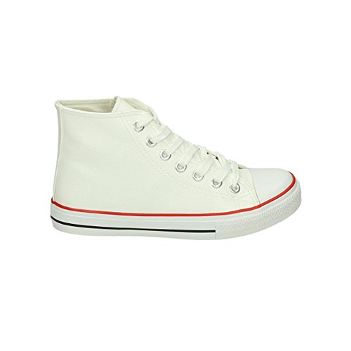 JUMEX High Sneakers - White (37)