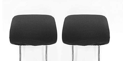 Autohobby 150 2X Set Satz Kopfstützen Autositz Kopfstützenbezüge Bezug
