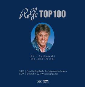 Zuckowski, Rolf: Rolfs Top 100 : 5 CD Box Eure Lieblingslieder in Originalaufnahmen