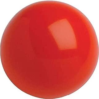 100 X 0.68 Cal. Jawbreaker Solid Balls Paintballs Self Defense Nylon 3.5 Gram Paintballs Red Less Lethal Practice Balls