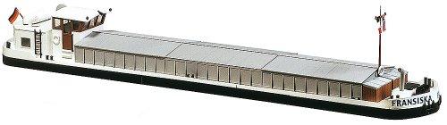 FALLER 131006 - Flußfrachtschiff mit Wohnkajüte