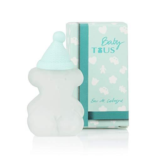 Mini perfumes para bebés como detalles de bautizo para invitados Tous Baby montañero Eau de cologne 4,5 ml. original