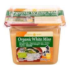 TWIN PACK! Hikari ORGANIC White Miso Paste - 2 tubs, 17.6 oz by Hikari Miso (Basic)