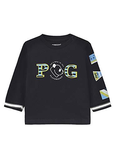 Mayoral 10-02044-035 - Camiseta Manga Larga para bebé niño 18 Meses