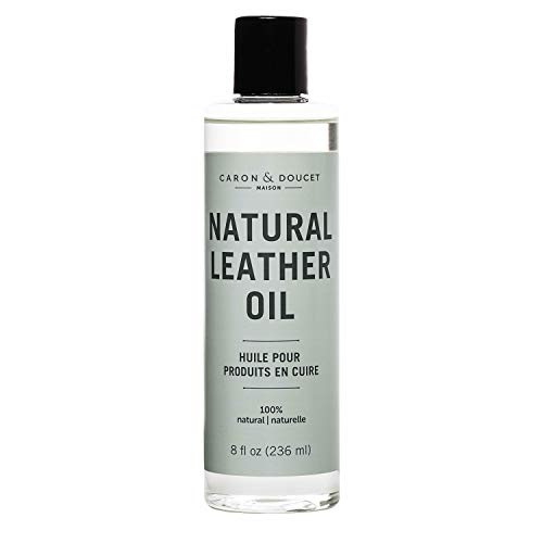 Caron & Doucet – 100% Natural Leather Oil & Conditioner