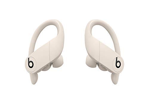 Powerbeats Pro 完全ワイヤレスイヤホン-AppleH1ヘッドフォンチップ、Class 1 Bluetooth、最長9時間の再生時間、耐汗仕様のイヤーバッド- アイボリー