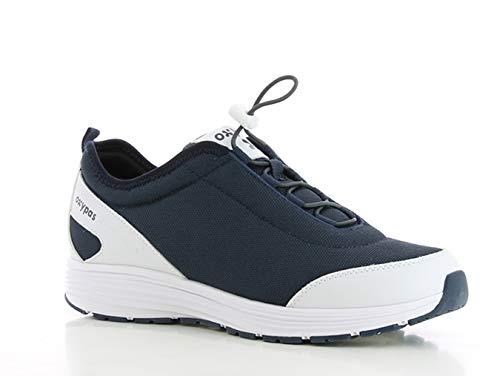 Oxypas Oxypas Maud SRA Damen Arbeits- und Sicherheitsschuhe | Sneaker, Farbe: Marine, Größe: 37