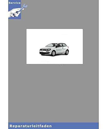VW Polo V, Typ 6R (09>) 4-Zyl. Einspritzmotor, Zahnriemenantrieb