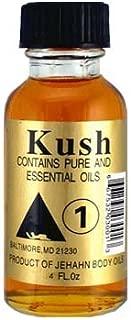 Jehahn Body Oil 4 Oz (Kush)