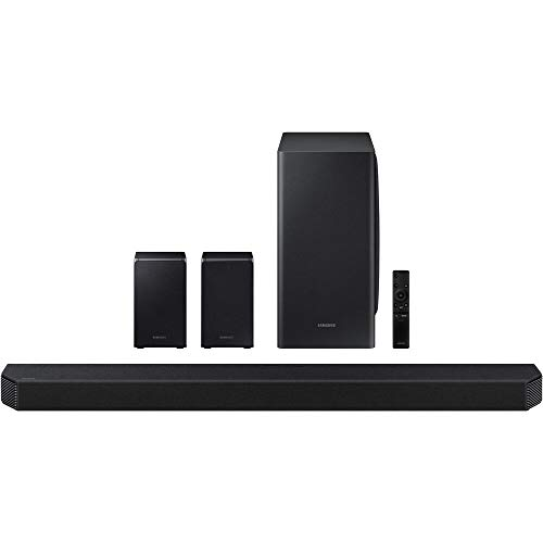 SAMSUNG HW-Q950T 9.1.4ch Soundbar w/Dolby Atmos/DTS:X and Alexa Built-in (2020) - (Renewed)