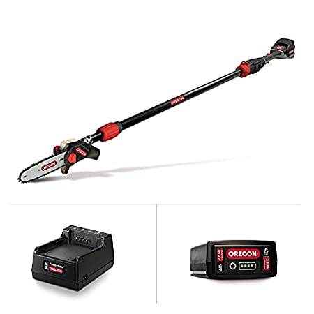 Oregon Cordless PS250-E6 Pole Saw Kit