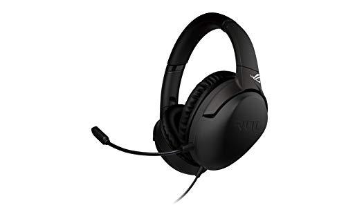 ASUS ROG Strix Go Type-C Cuffie Gaming con microfono a cancellazione del rumore (AI), audio coinvolgente e comfort incredibile, con supporto per PC, Mac, Nintendo Switch e PS4/PS5