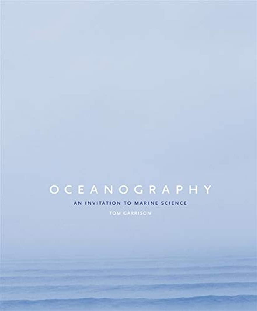 櫛人里離れた心理的にOceanography: An Invitation to Marine Science (Available Titles Coursemate)