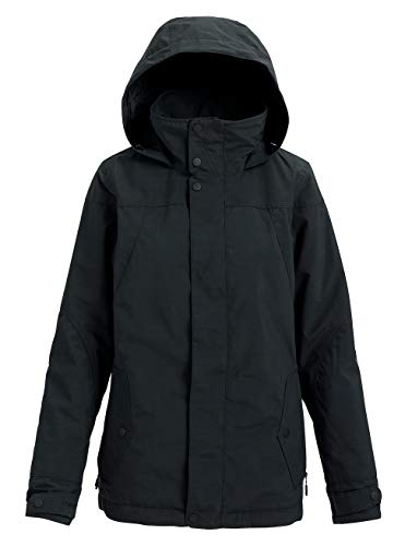 Burton Damen Jet Set Snowboard Jacke, True Black Heather, M
