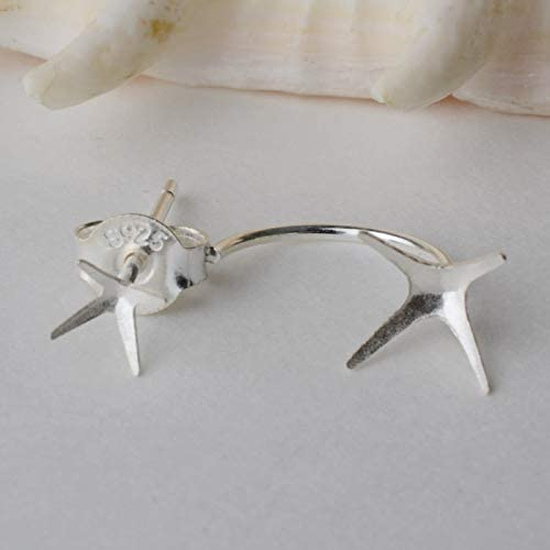 FC-12186 High quality DIY-Jewelry Solid 925 Sterling Earring Wire Silver Today's only Hook