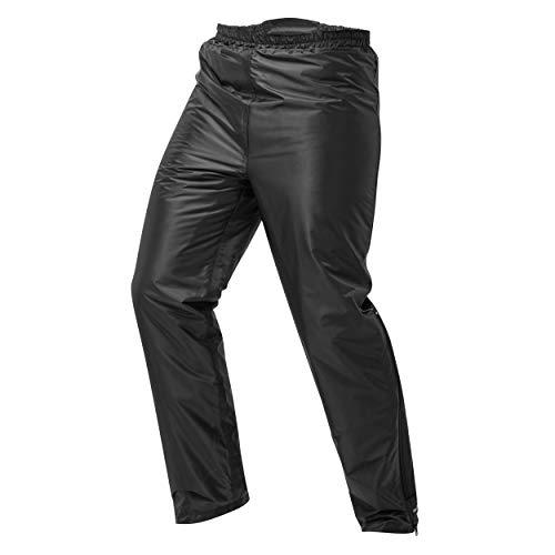 JDC Sobre Pantalón Impermeable Para Moto Con Forro Térmico Para El Invierno - DRENCH POLAR - L - Largo Regular