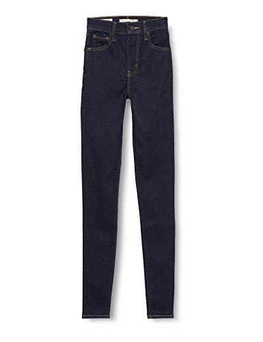 Levi's Damen Mile High Super Skinny Jeans, Celestial Rinse, 30 34