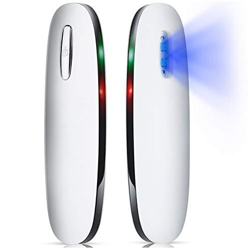 ZSLD handdesinfecterende lamp – draagbare desinfectie LED-licht, verwijdert schadelijke stoffen voor huishoudspullen, geschikt voor thuis/kantoor/zakenreis/reizen