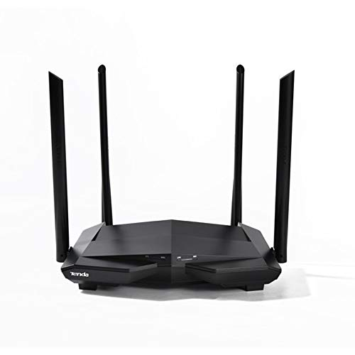 HXSJ AC10 drahtlose WiFi Gigabit-Port Dual Frequency AC1200M Home-Router Router (Size : European regulations)