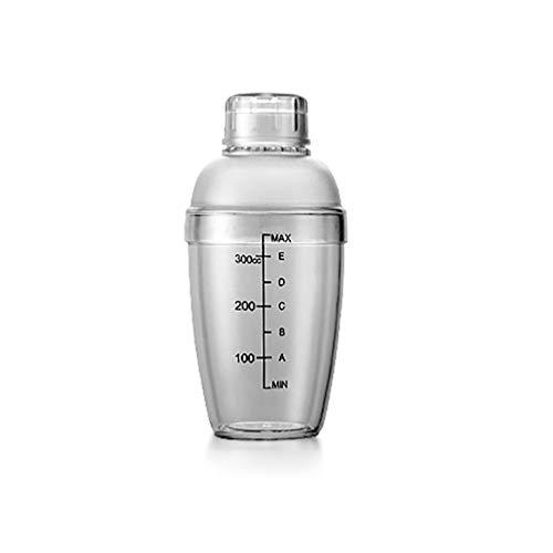 BAIYI Blender Cocktail en Plastique 350Ml / 500Ml / 700Ml / 1000Ml Blender Vin dans La Bouteille De Boissons Bar Accueil Blender Accessoires,350ml