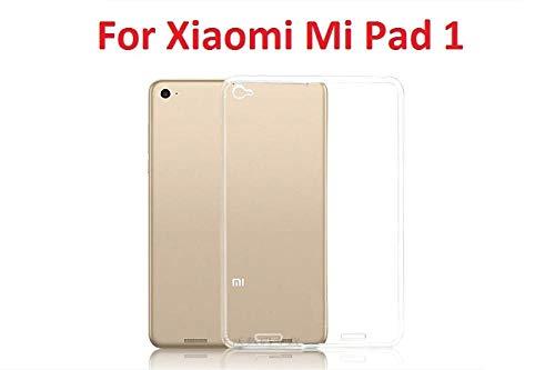 Funda de TPU Transparente Ultrafina para Xiao mi mi Pad mi Pad 1 2 4 Plus Funda TPU Clear Funda para Xiao mi mi Pad 4 Plus Cubierta 10.1-Xiaomi Mi Pad 1